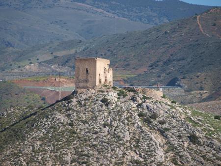 Castell De Ferro Evolucion De La Fortificacion Bajomedieval Y Su