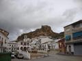 Foto de El castillo de Zagra, zonas de la Alcazaba y la Torre del Sol. Excavaci�n y an�lisis estratigr�fico murario