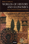Foto de Worlds of History and economics. Essays in honour of Andrew M. Watson