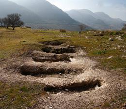 Foto de Excavaci�n - Campo de Trabajo arqueol�gico en T�zar (Granada)